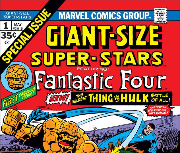 Giant-Size Fantastic Four #1