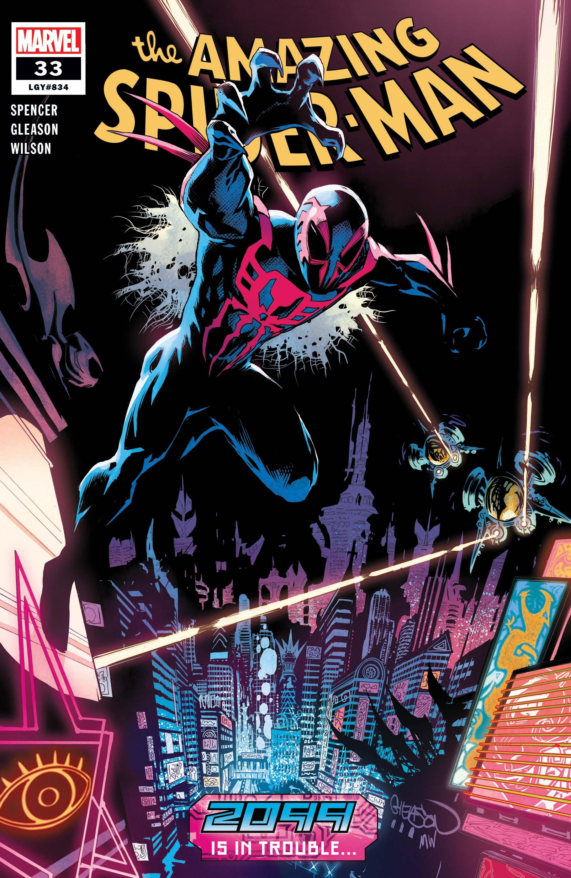 The Amazing Spider-Man (2018) #33