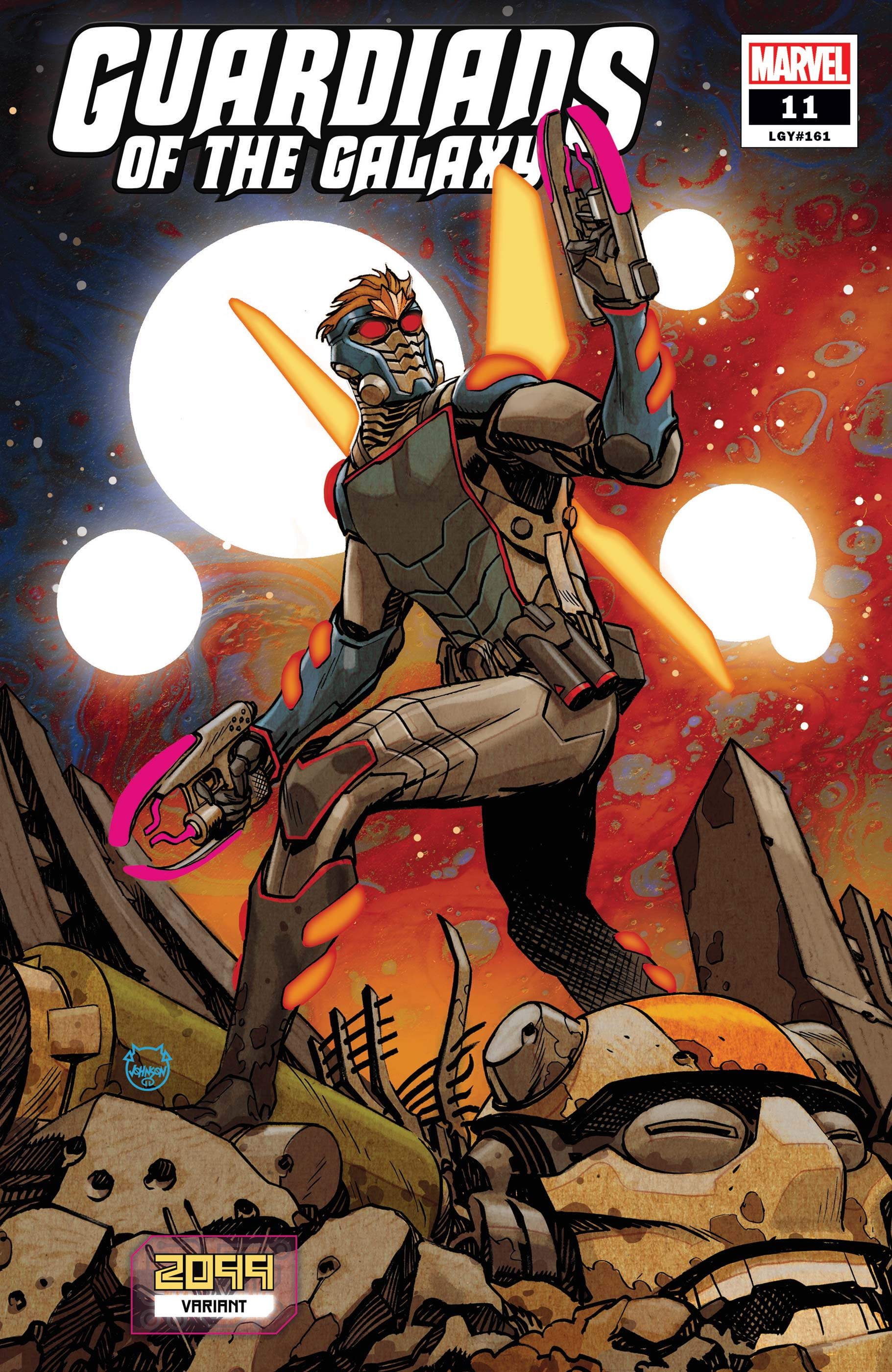 Guardians of the Galaxy (2019) #11 (Variant)