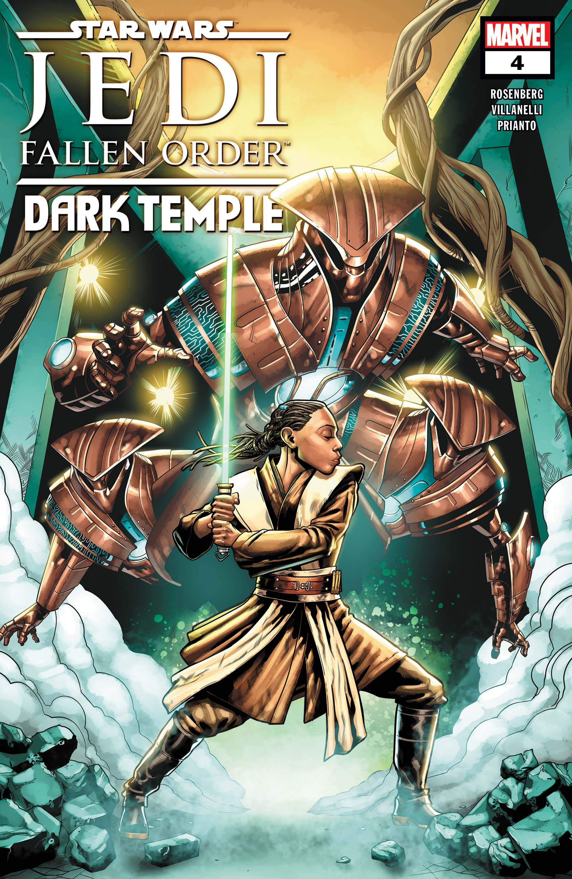 Star Wars: Jedi Fallen Order - Dark Temple (2019) #4