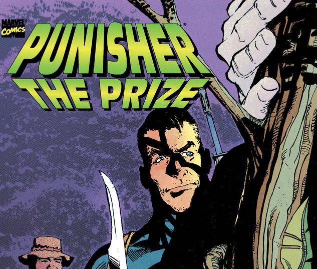 THE PUNISHER: THE PRIZE 1 #1