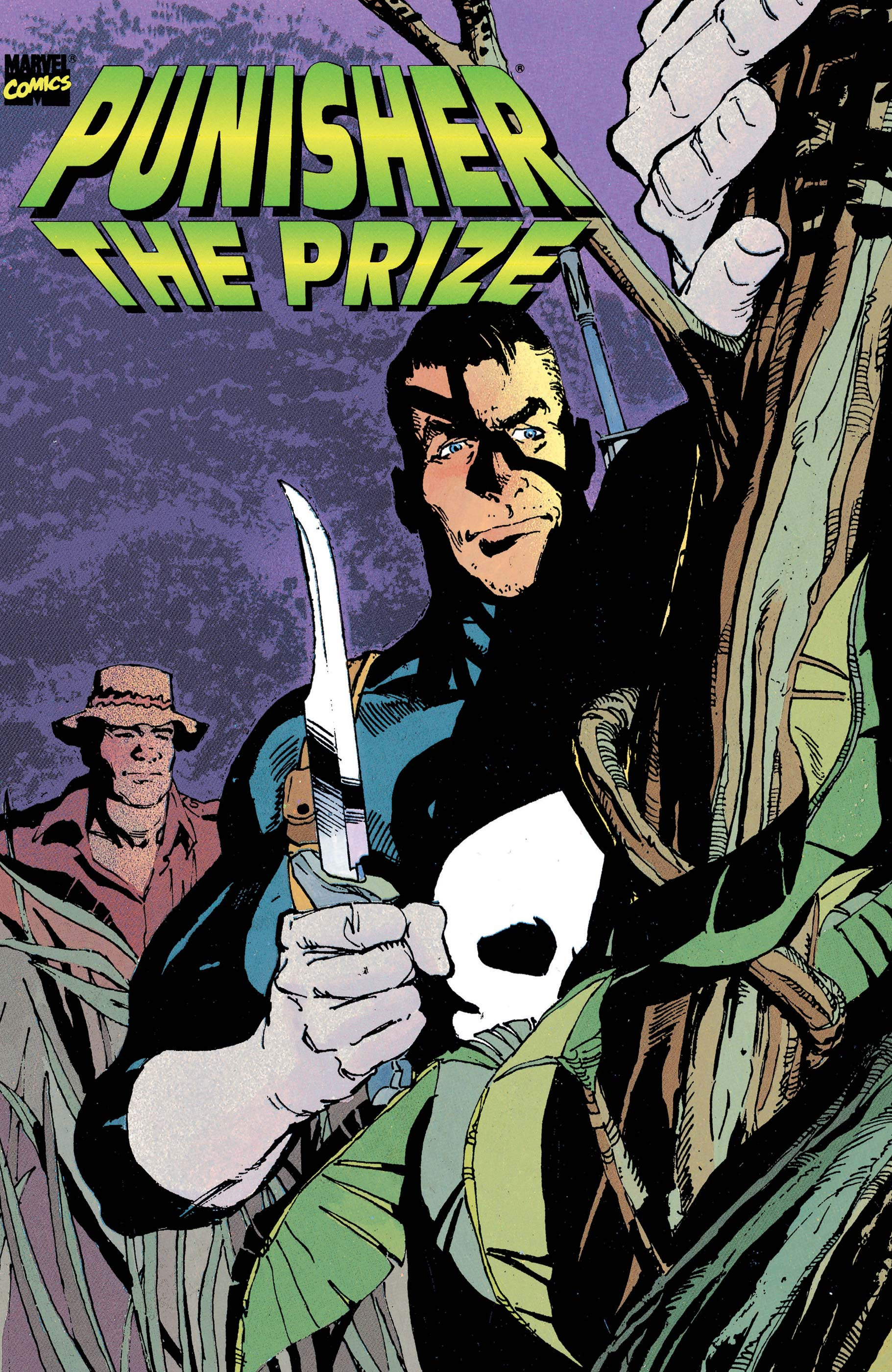 The Punisher: The Prize (1990) #1