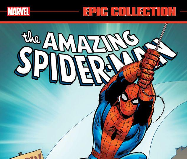 AMAZING SPIDER-MAN EPIC COLLECTION: THE SECRET OF THE PETRIFIED TABLET TPB #1
