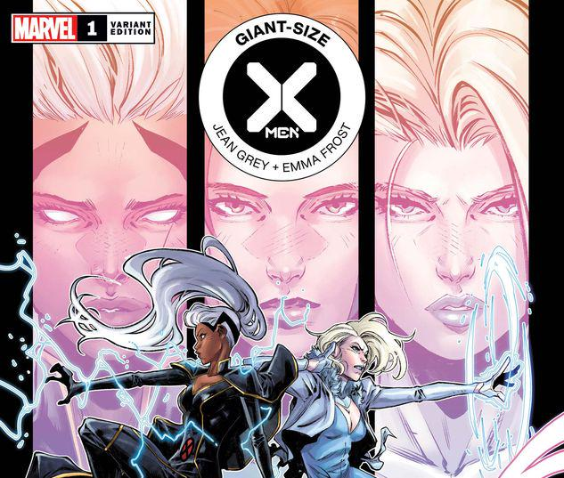 GIANT-SIZE X-MEN: JEAN GREY AND EMMA FROST 1 COELLO VARIANT #1