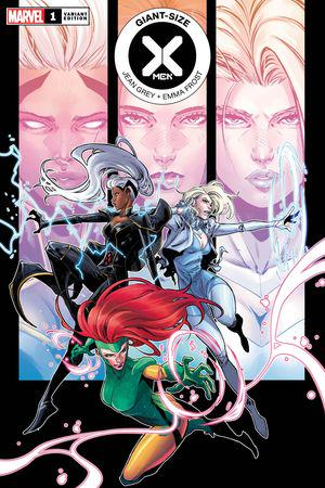 Giant-Size X-Men: Jean Grey and Emma Frost (2020) #1 (Variant)