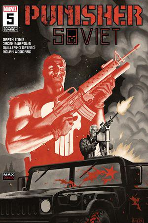 Punisher: Soviet #5