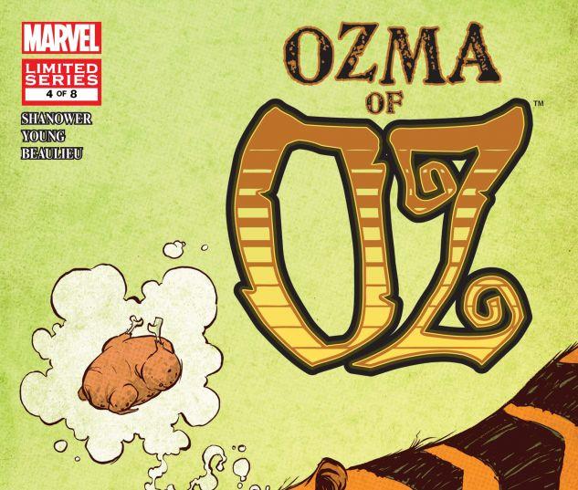Ozma of Oz #4