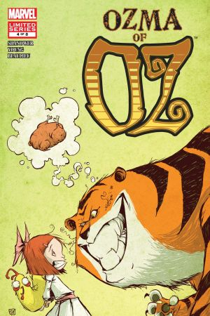 Ozma of Oz #4