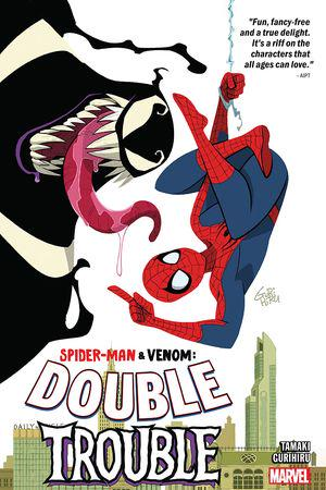 Spider-Man & Venom: Double Trouble (Trade Paperback)