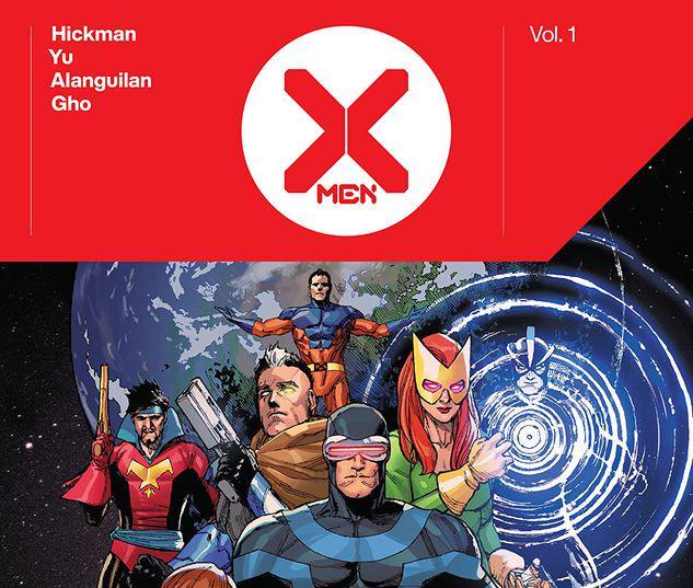 X-MEN BY JONATHAN HICKMAN VOL. 1 TPB #1