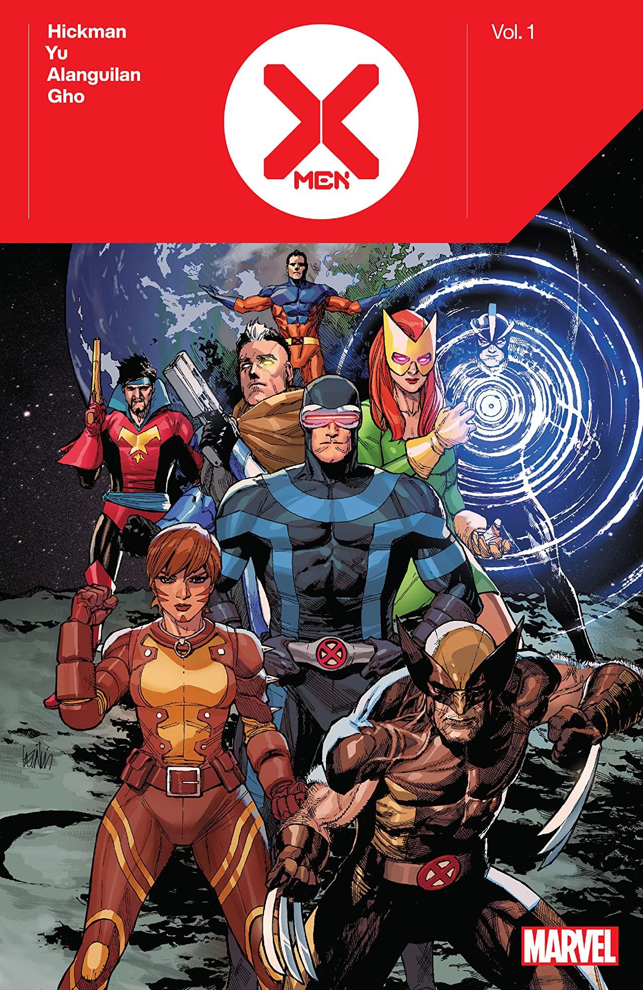 X-Men by Jonathan Hickman Vol. 1 (Trade Paperback)