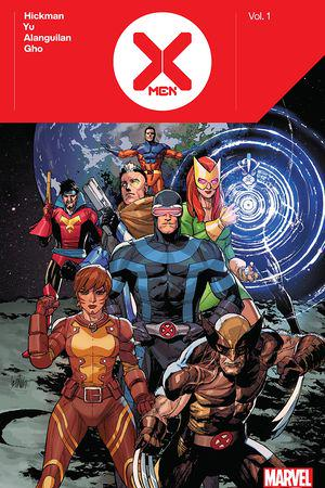 X-Men by Jonathan Hickman Vol. 1 (Trade Paperback)