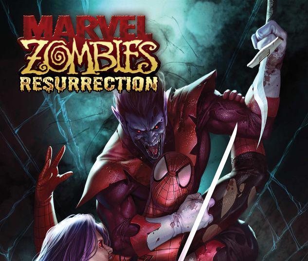 Marvel Zombies: Resurrection #2