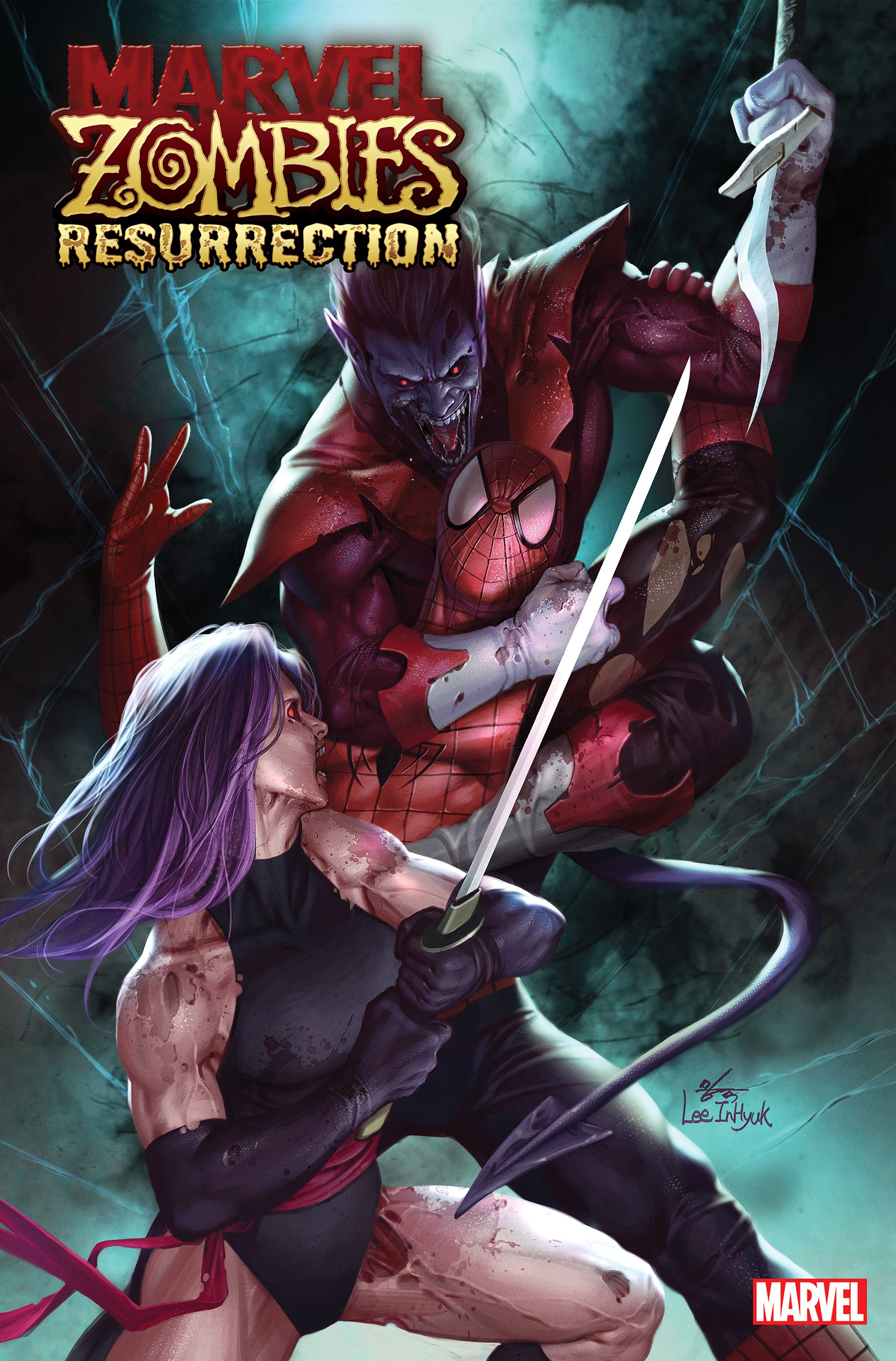 Marvel Zombies: Resurrection (2020) #2