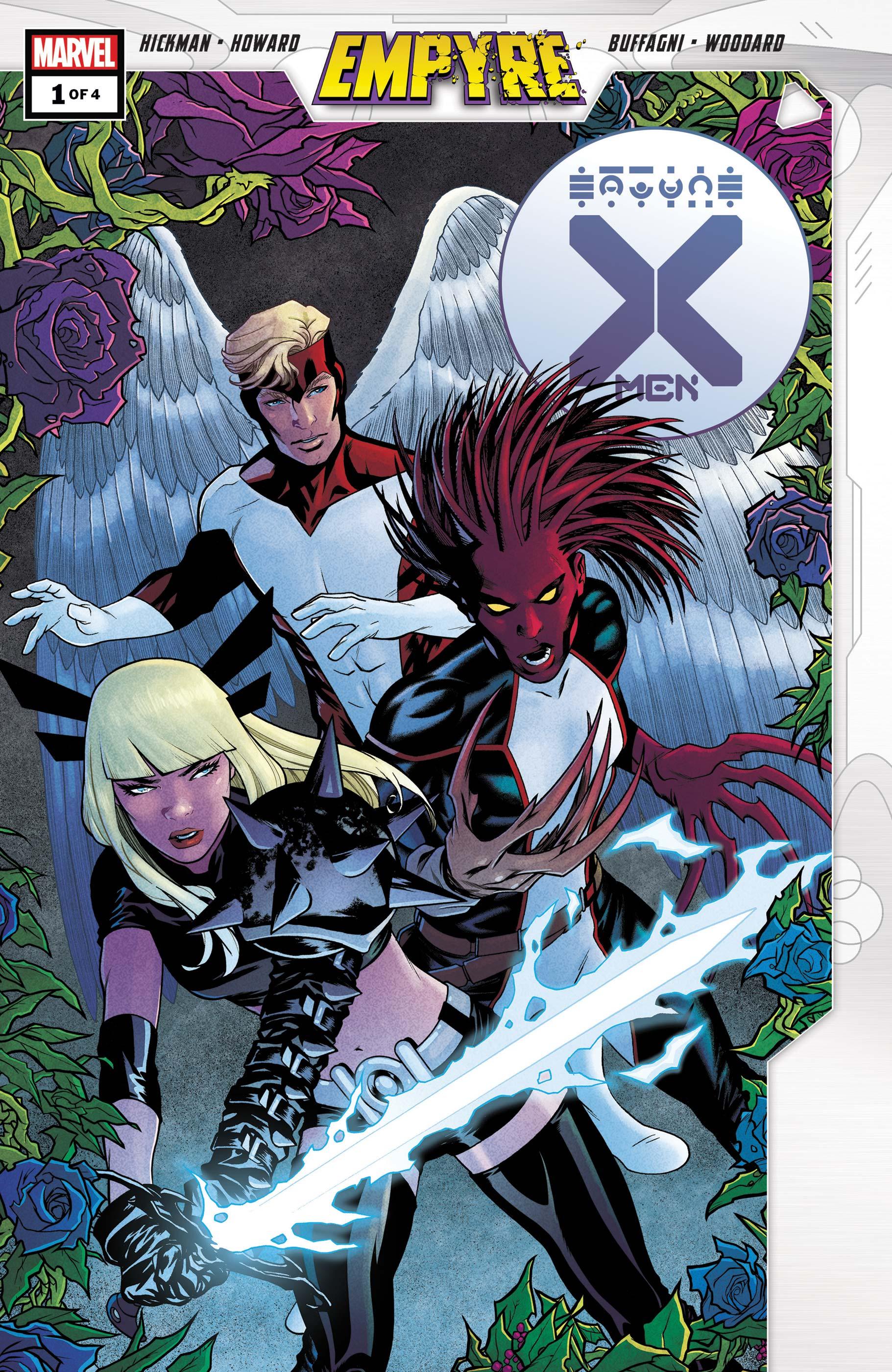 Empyre: X-Men (2020) #1