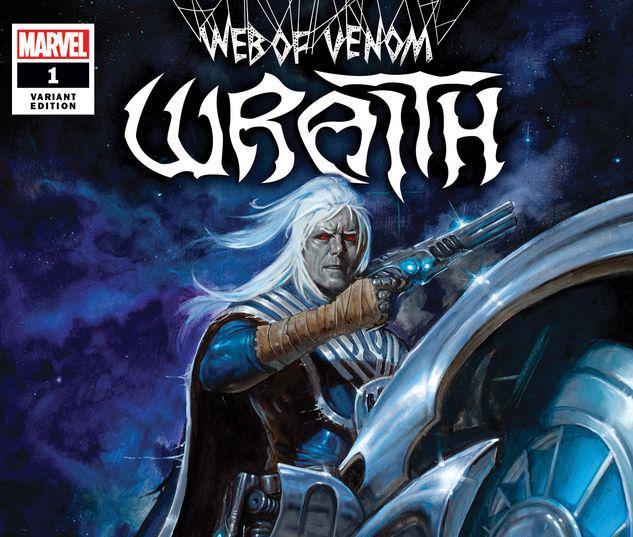 WEB OF VENOM: WRAITH 1 GIST VARIANT #1