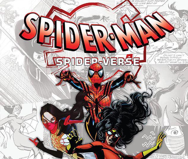 SPIDER-MAN: SPIDER-VERSE - SPIDER-WOMEN GN-TPB #1