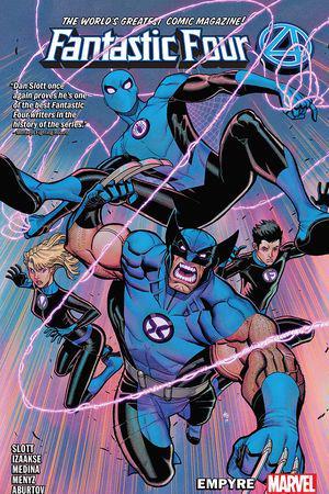 Fantastic Four Vol. 6: Empyre (Trade Paperback)