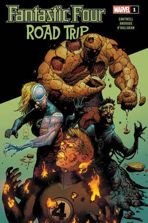 Fantastic Four: Road Trip  (2020) #1