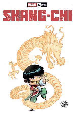 Shang-Chi (2020) #5 (Variant)