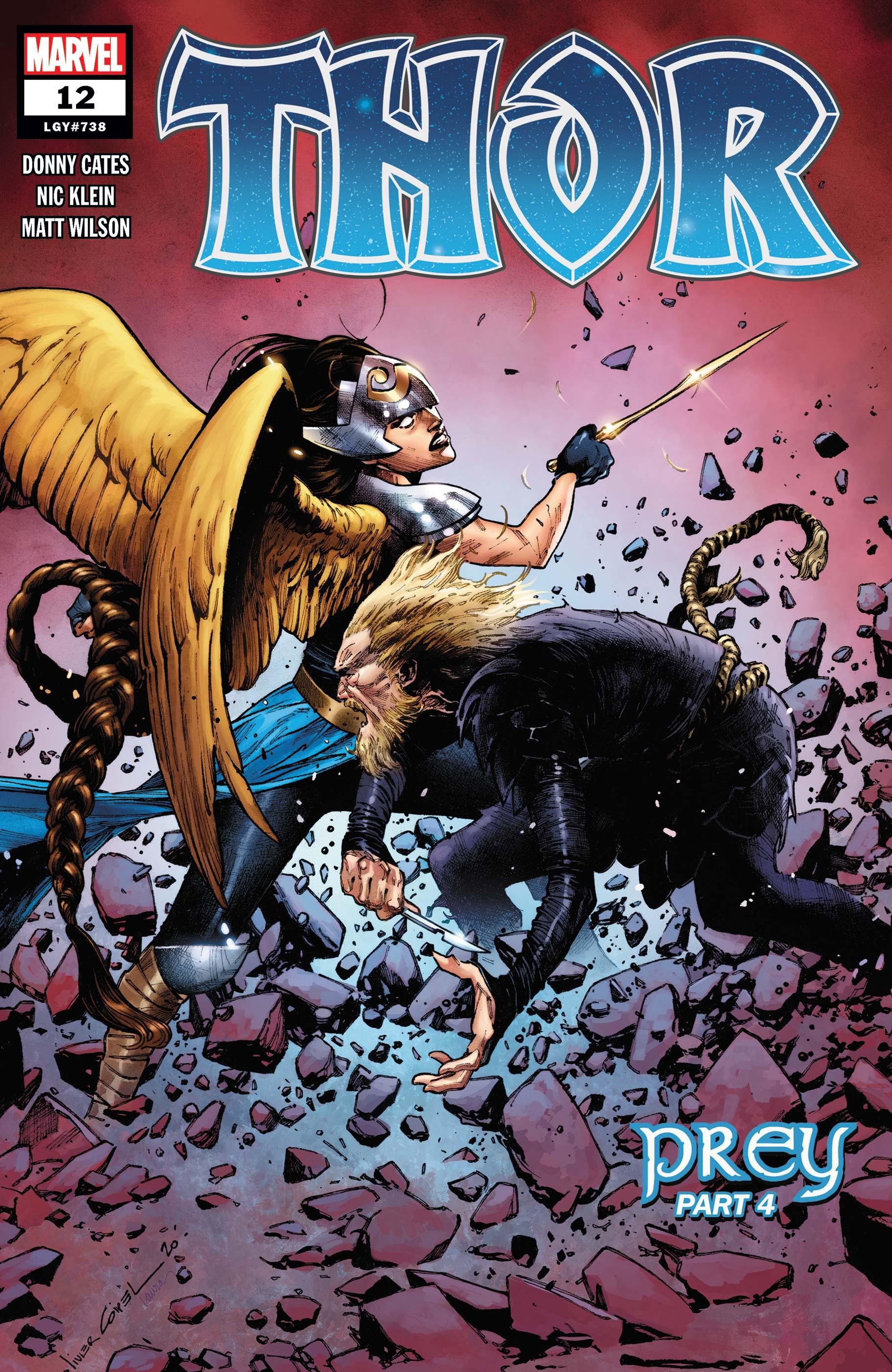 Thor (2020) #12