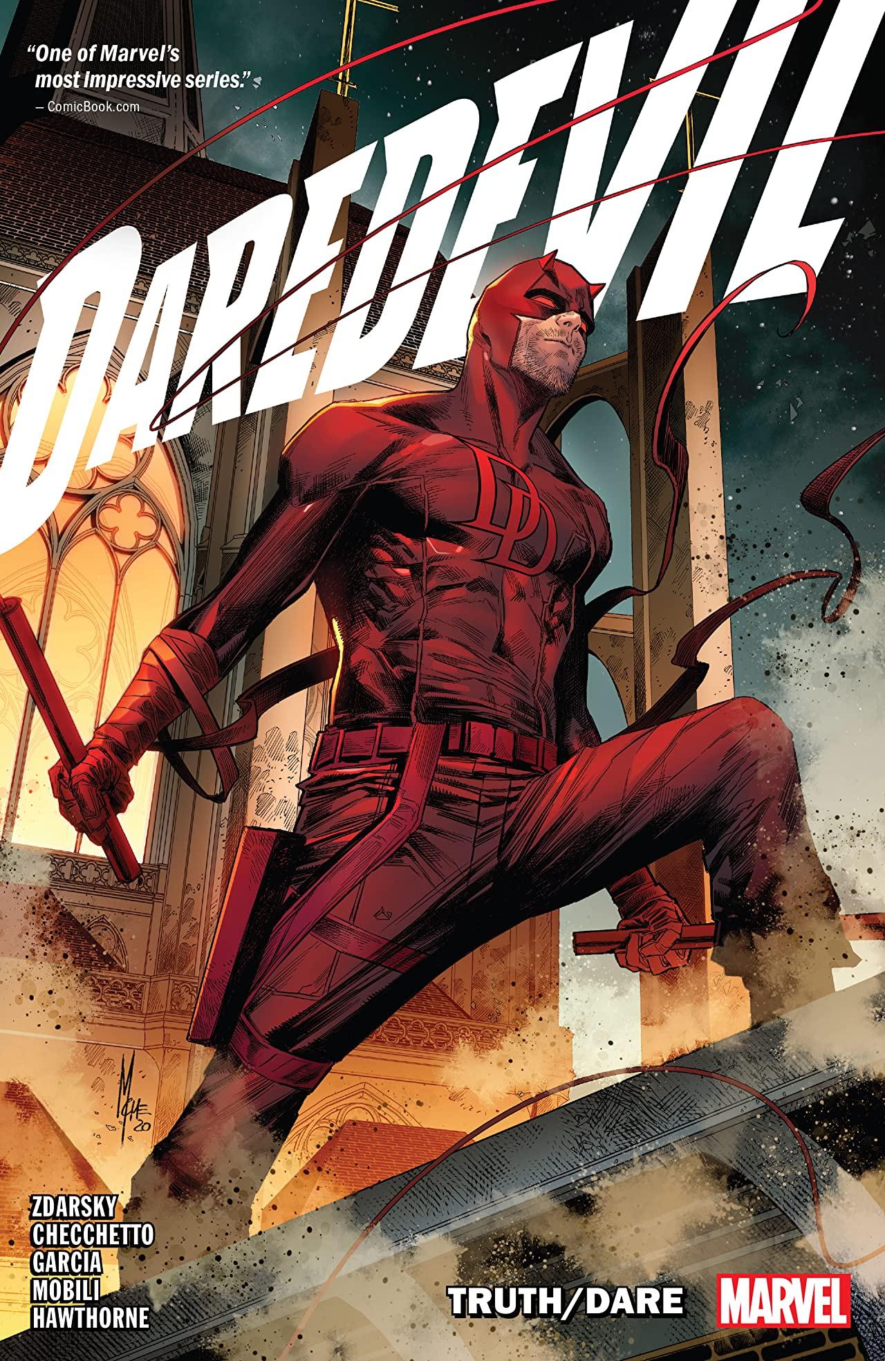 Daredevil by Chip Zdarsky Vol. 5: Truth/Dare (Trade Paperback)