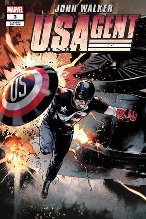 U.S.Agent (2020) #3 (Variant)