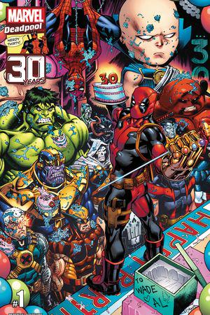 Deadpool Nerdy 30 #1