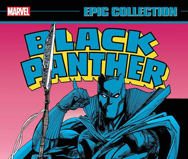 BLACK PANTHER EPIC COLLECTION: PANTHER'S PREY TPB #1