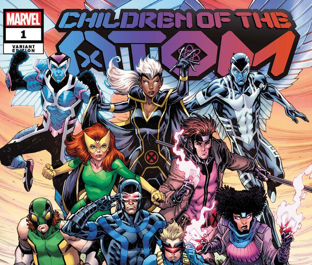 Children of the Atom #1