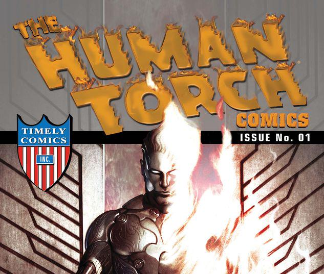 Human Torch Comics 70th Anniversary Special #1
