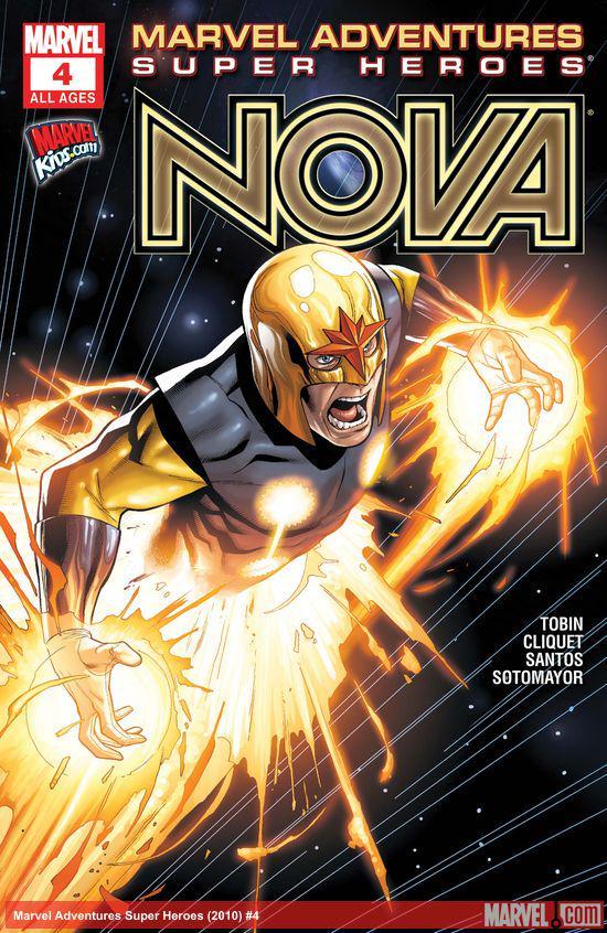 Marvel Adventures Super Heroes (2010) #4