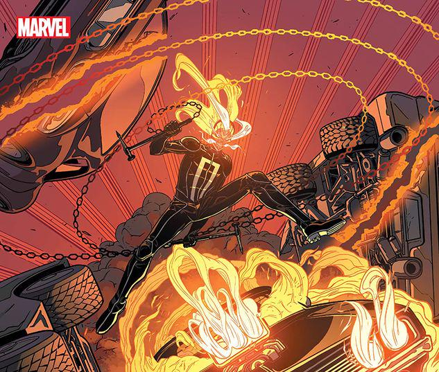 GHOST RIDER: ROBBIE REYES - THE COMPLETE COLLECTION TPB #1