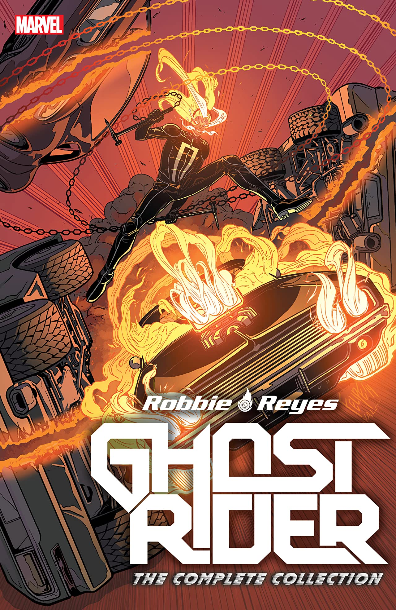 Ghost Rider: Robbie Reyes - The Complete Collection (Trade Paperback)