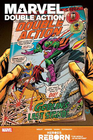 HEROES REBORN: MARVEL DOUBLE ACTION 1 #1