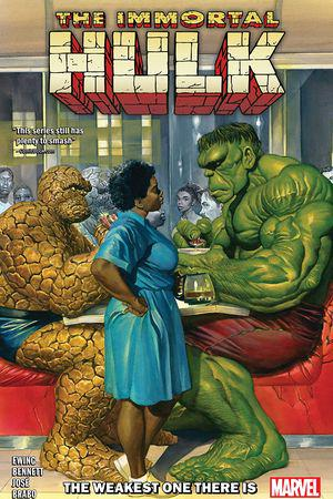 IMMORTAL HULK VOL. 9: THE WEAKEST ONE THERE IS TPB (Trade Paperback)