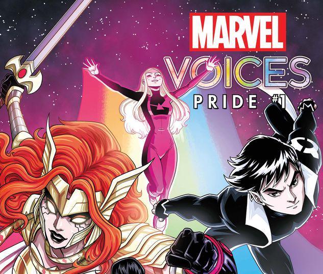 MARVEL'S VOICES: PRIDE 1 #1