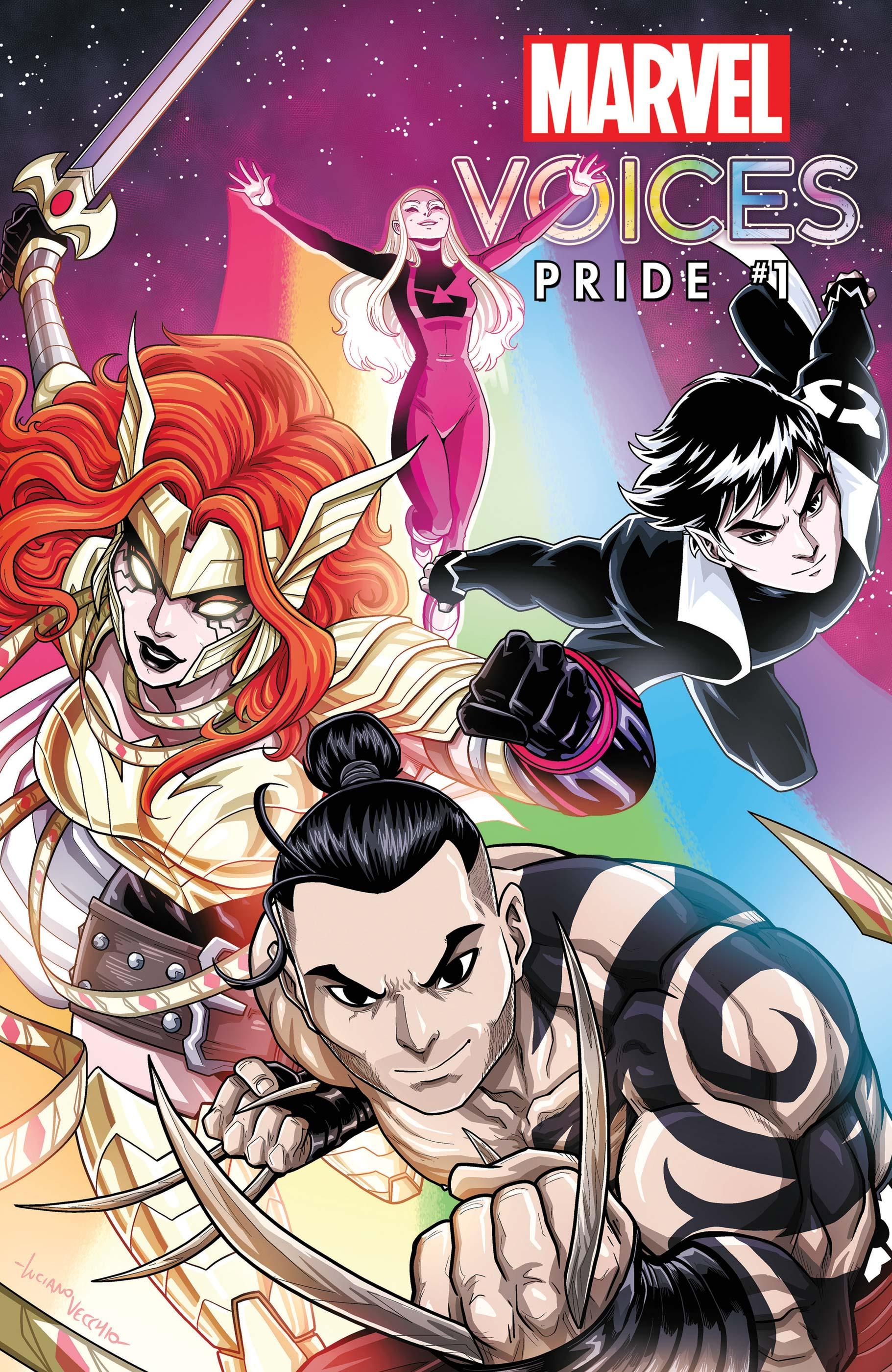 Marvel's Voices: Pride (2021) #1
