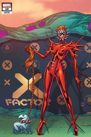 X-Factor (2020) #10 (Variant)