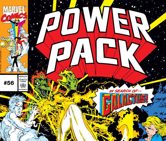Power Pack #56
