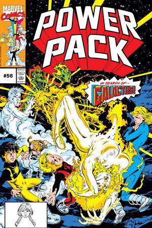Power Pack (1984) #56