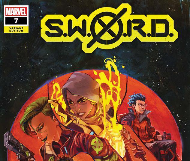 S.W.O.R.D. #7