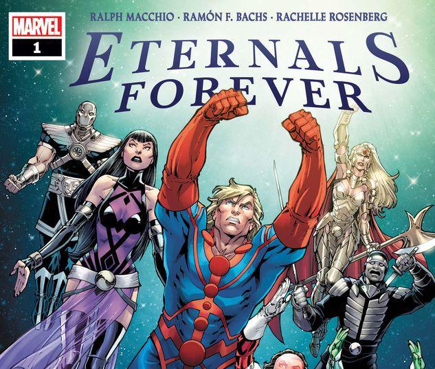 ETERNALS FOREVER 1 #1