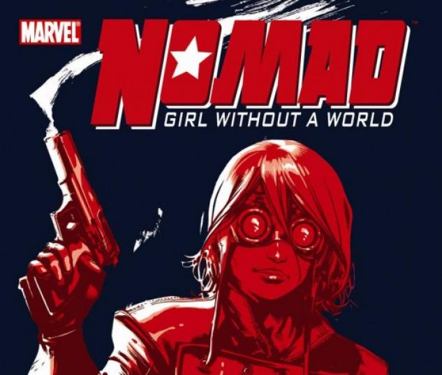 Nomad: Girl Without a World (Graphic Novel)