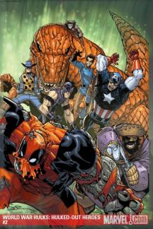 World War Hulks: Hulked-Out Heroes #2