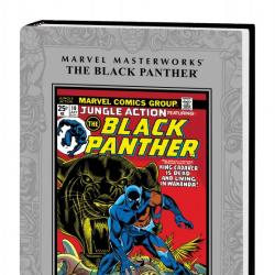 Marvel Masterworks: The Black Panther Vol.1