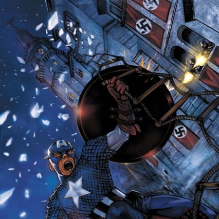 CAPTAIN AMERICA: THEATER OF WAR: PRISONERS OF DUTY #1