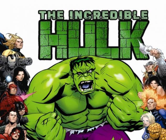 INCREDIBLE HULK #601 (70TH FRAME VARIANT)