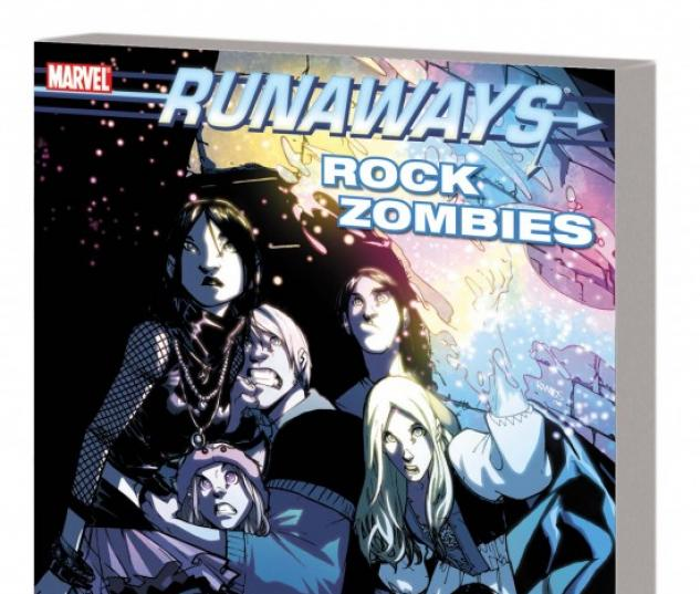 RUNAWAYS: ROCK ZOMBIES