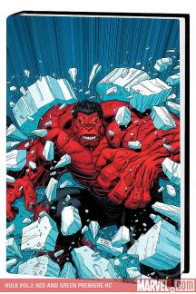 Hulk Vol. 2: Red & Green (Hardcover)